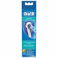 Braun Electric Toothbrush Nozzle Oxyjet ED17 63719733