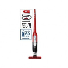 Bosch Athlet ProAnimal 25.2V Vacuum Cleaner in Red BSHBCH6PETGB