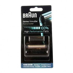 Braun 10B/20B Series Men's Shaver CruZer Foil and Cutter BRA10B20B