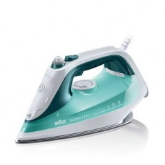 Braun TexStyle 7 Pro Steam Iron in Green SI7042GR