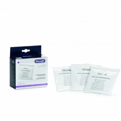 Delonghi Anti-Calc Regeneration Cleaning Solution 3 Pack 5512810681