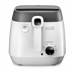 Delonghi Deep Fryer in White FS6025