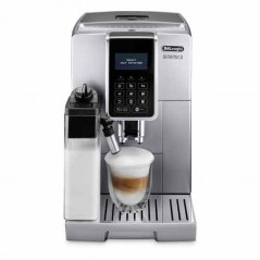 Delonghi Dinamica Bean-To-Cup Coffee Machine in Silver ECAM350.75.S