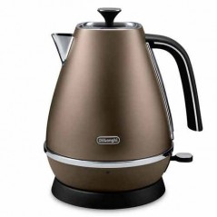 Delonghi Distinta 1.7L Kettle in Matt Bronze KBI3001.BZ