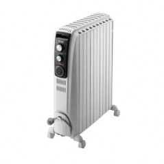 Delonghi Dragon-4 Oil Filled Radiator with Timer TRD41025T