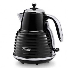 Delonghi Scultura Kettle in Black KBZ3001.BK