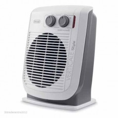 Delonghi White Upright Fan Heater HVF3032