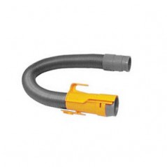 Dyson DC07 Vacuum Hose in Grey & Yellow