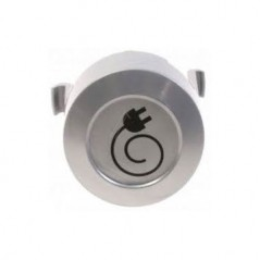 Dyson DC23 Cable Rewind Actuator Button in Silver 913656-01