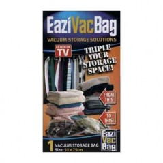 Eazi 55cm x 75cm Vacuum Storage Bag DGI4463 Made by Qualtex