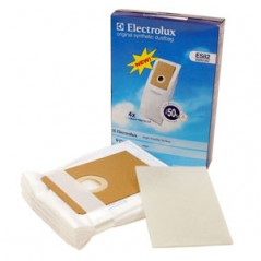 Electrolux ES82 Vacuum Bags - 4 Pack Part No: 9001968438