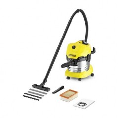 Karcher WD4 Premium Wet and Dry Vacuum Cleaner 1.348-153.0