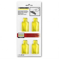 Karcher Window Cleaner Concentrate 4 Pack 6.295-302.0