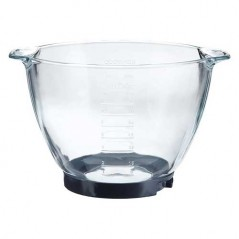 Kenwood Chef 4.6 Litre Glass Bowl AT550