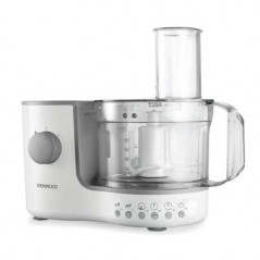 Kenwood Compact Food Processor 1.4L in White FP120