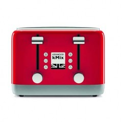 Kenwood Kmix 4 Slice Toaster in Red TFX750RD