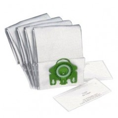 Miele Compatible U Hyclean Bags 20 Pack - Made By Qualtex