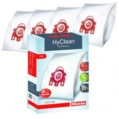 Miele FJM Hyclean 3D Efficiency Vacuum Bags
