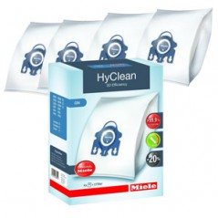 Miele GN Hyclean 3D Efficiency Vacuum Bags - 20 Pack 9917730