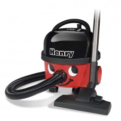 Numatic Henry Compact Vacuum Cleaner in Red NVR160-11