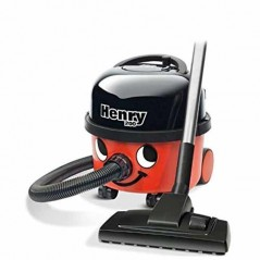 Numatic Henry and Hetty Vacuum Cleaner in Red HVR200-11