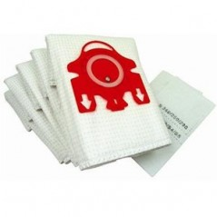 Miele FJM Vacuum Bags 20 Pack - Made By Qualtex