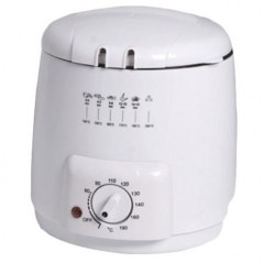 Russell Hobbs Compact Deep Fat Fryer in White 18238