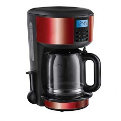 Russell Hobbs Legacy Digital Coffee Maker in Red 20682