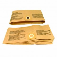 Vax Wet and Dry V100 Vacuum Bags 5 Pack. Made by Qualtex