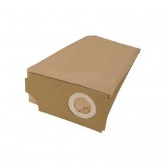 Sebo Ensign Range Vacuum Cleaner Paper Bags 5 Pack. Made by Qualtex