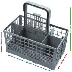 Universal Cutlery Basket to Fit most Dishwashers MWP38