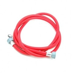 Universal Red Water Fill Hose 2.5 Metre FWH20 Made by Qualtex