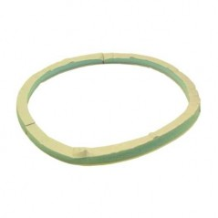 Universal Tumble Dryer 16mm Rear Felt Sponge Seal MIS165 Made by Qualtex