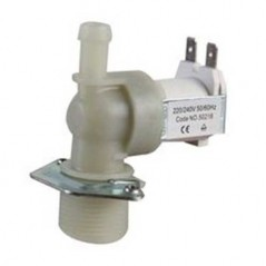Universal Washing Machine Inlet Straight Valve VAL01 Made by Qualtex