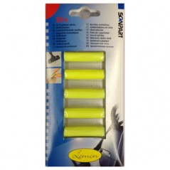 Vacuum Cleaner Air Freshener Sticks By Scanpart - 10 Pack (Lemon)