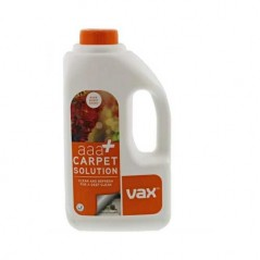 Vax AAA+ Standard Carpet Cleaning Solution 1.5L 19137767