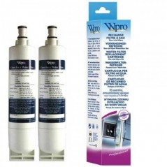 Whirlpool Wpro Water Filter SBS004, SBS002 481281718406 x 2 Pack
