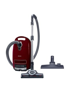 Miele Complete C3 Cat & Dog Pro Bagged Vacuum Cleaner Red 11085190